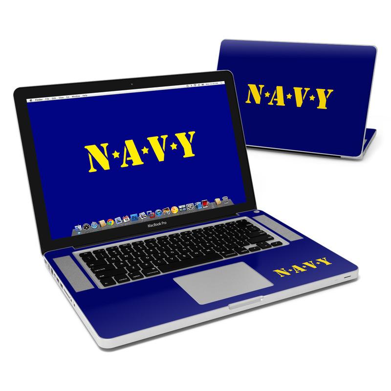 Navy MacBook Pro 15-inch Skin