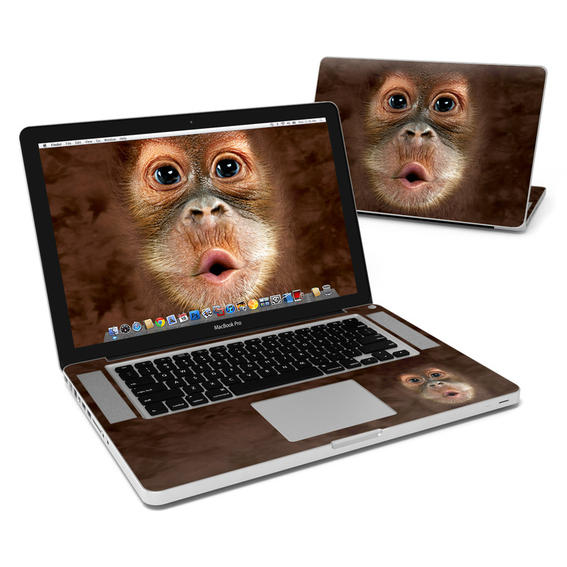 Orangutan MacBook Pro 15-inch Skin