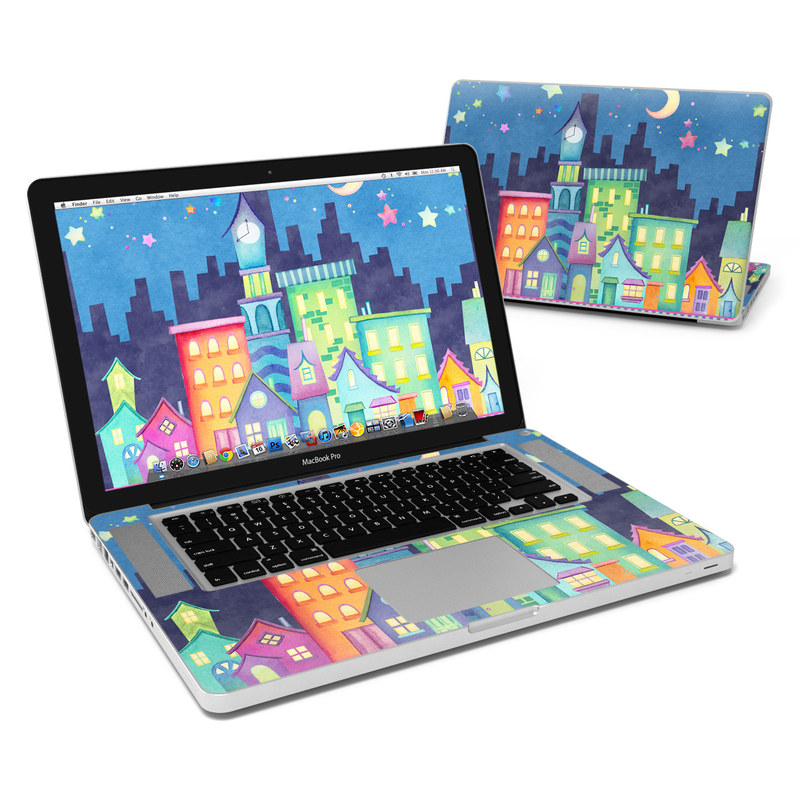Our Town MacBook Pro 15-inch Skin
