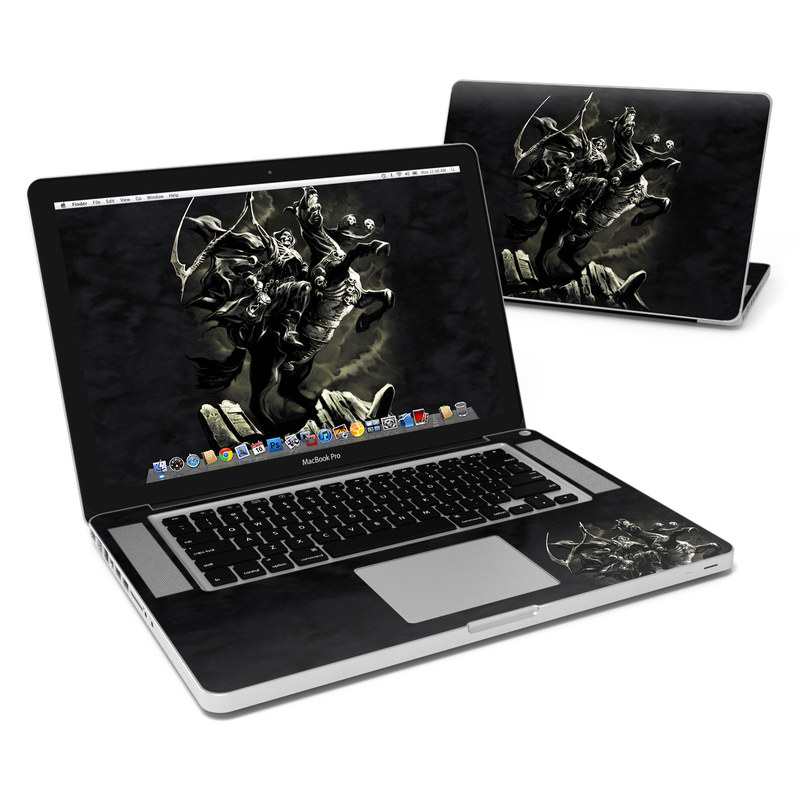 Pale Horse MacBook Pro 15-inch Skin