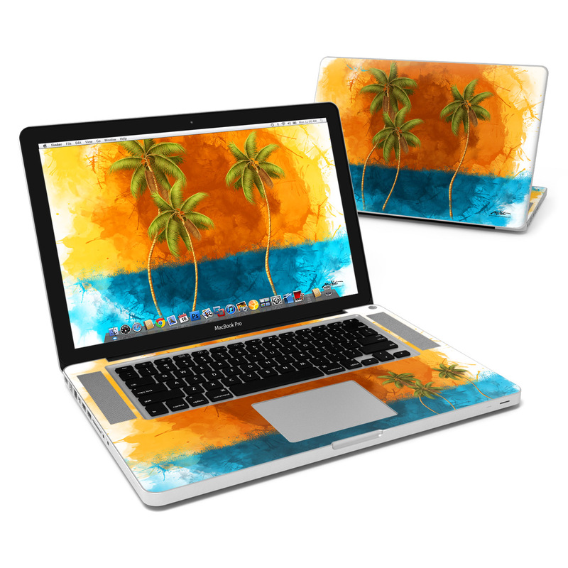 Palm Trio MacBook Pro 15-inch Skin