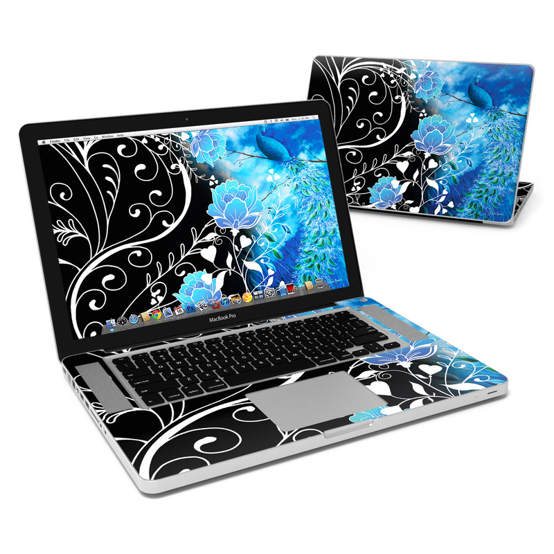 Peacock Sky MacBook Pro 15-inch Skin