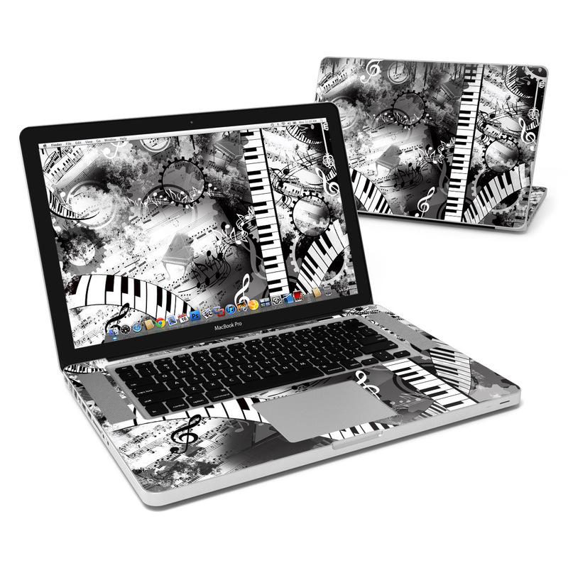 Piano Pizazz MacBook Pro 15-inch Skin
