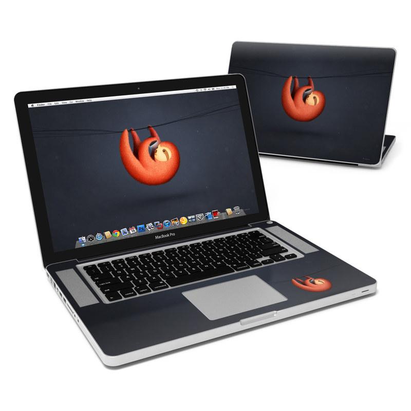 Procrastination MacBook Pro 15-inch Skin