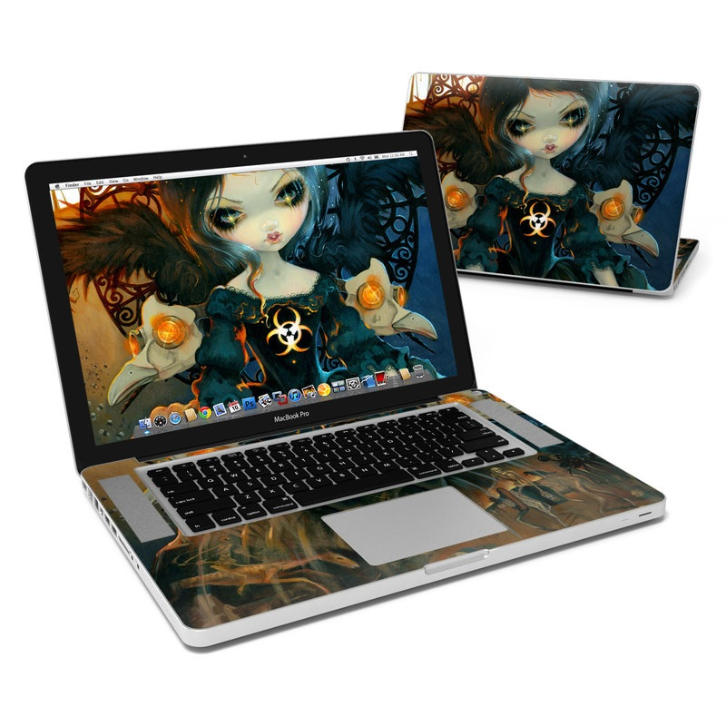 Pestilence MacBook Pro 15-inch Skin