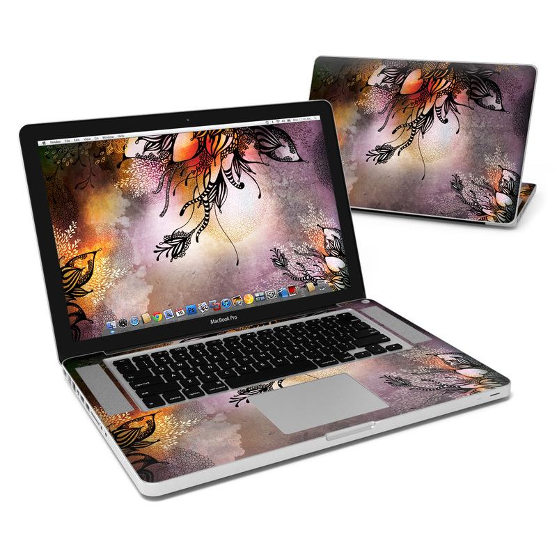 Purple Rain MacBook Pro 15-inch Skin