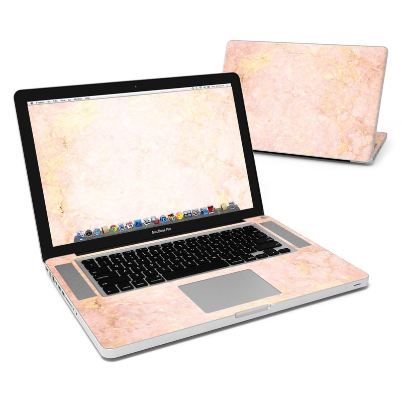 Rose Gold Marble MacBook Pro 15-inch Skin