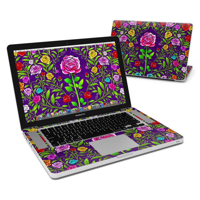 Rose Burst MacBook Pro 15-inch Skin
