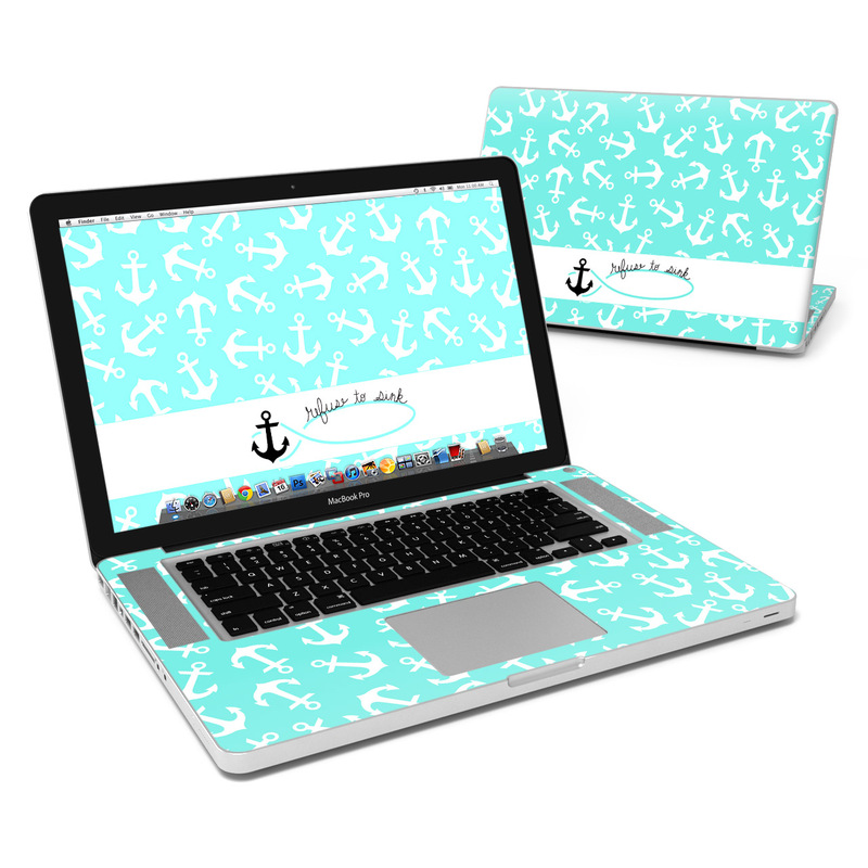 Refuse to Sink MacBook Pro 15-inch Skin