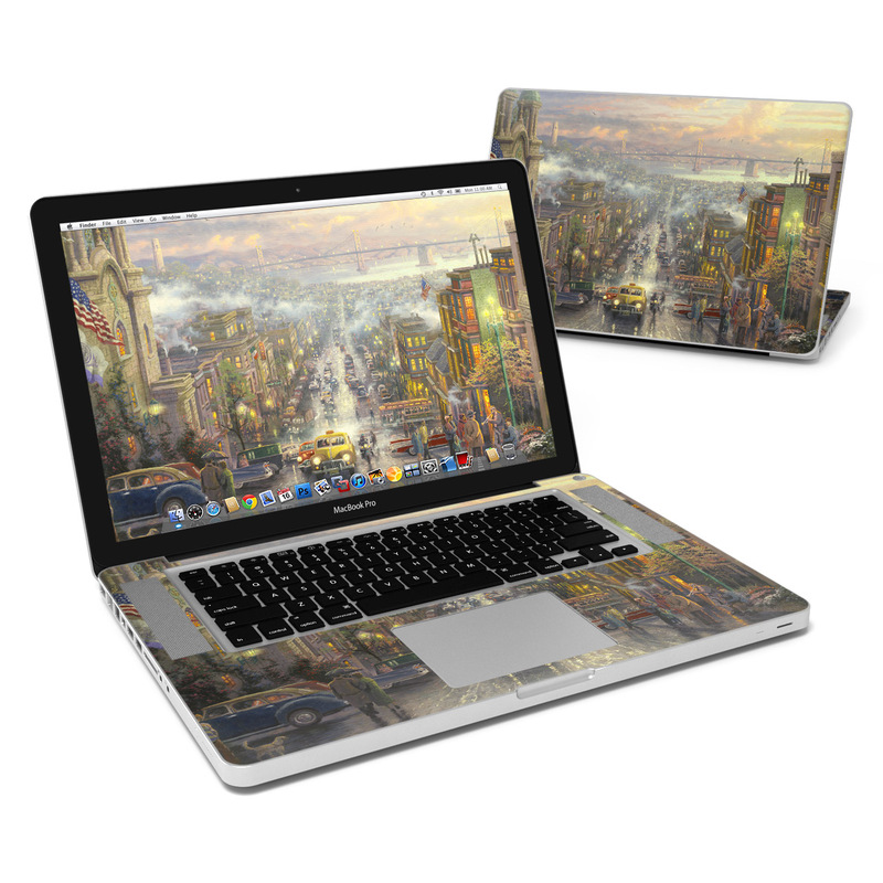 Heart of San Francisco MacBook Pro 15-inch Skin