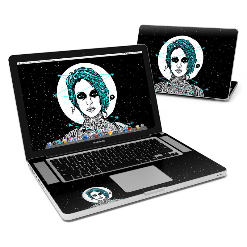 The Siren MacBook Pro 15-inch Skin