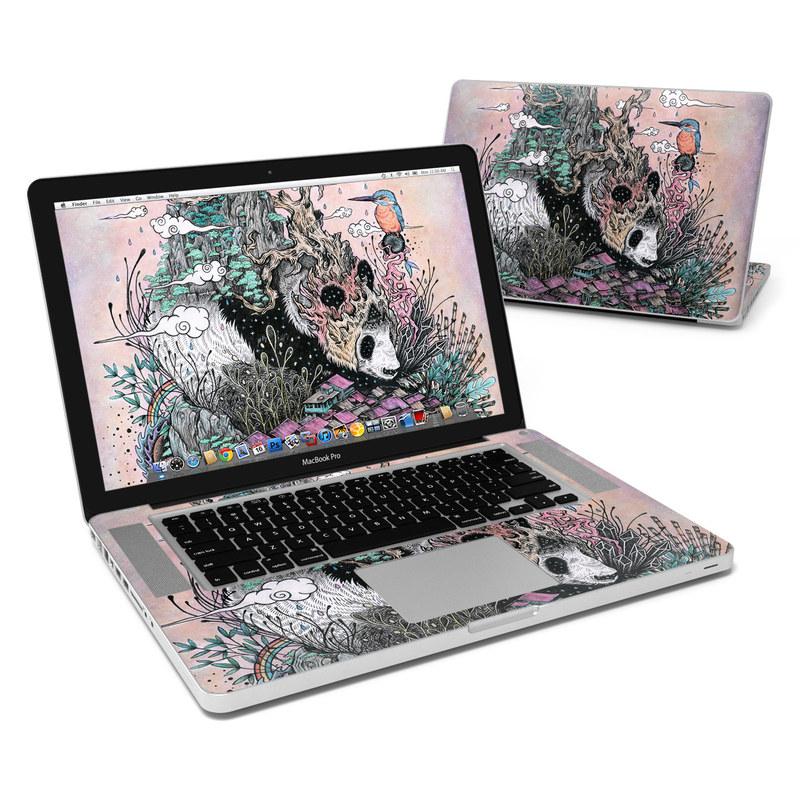 Sleeping Giant MacBook Pro 15-inch Skin
