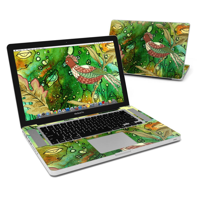 Sing Me A Song MacBook Pro 15-inch Skin