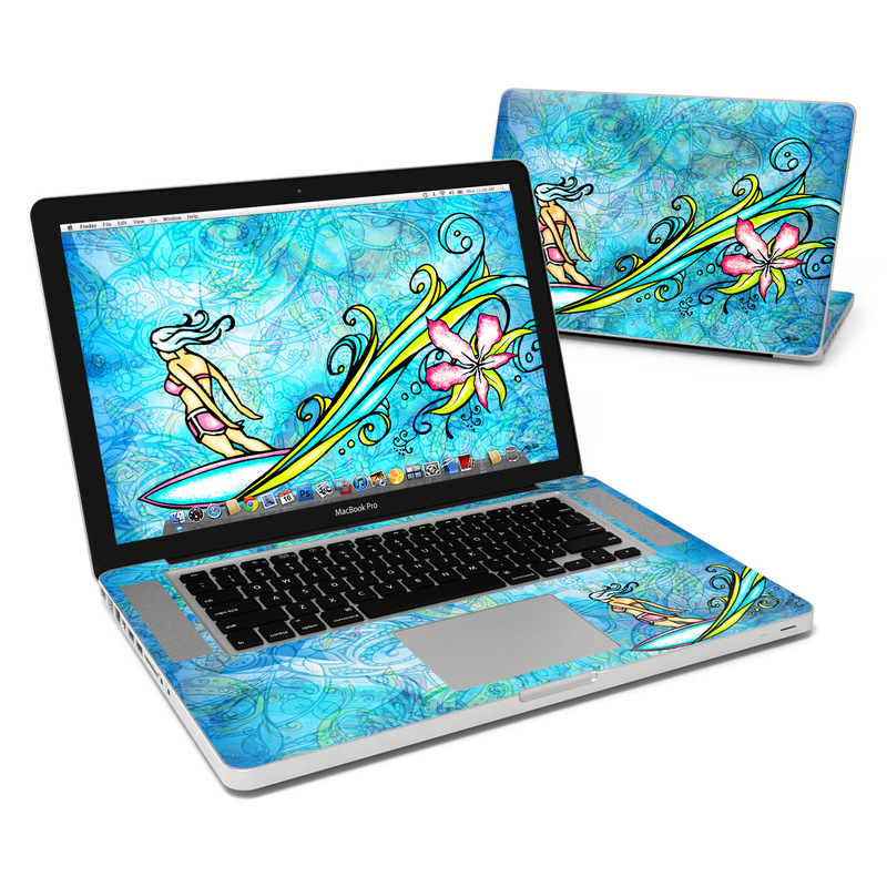 Soul Flow MacBook Pro 15-inch Skin