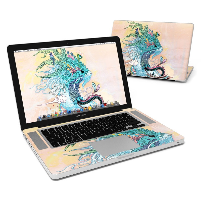 Spirit Ermine MacBook Pro 15-inch Skin
