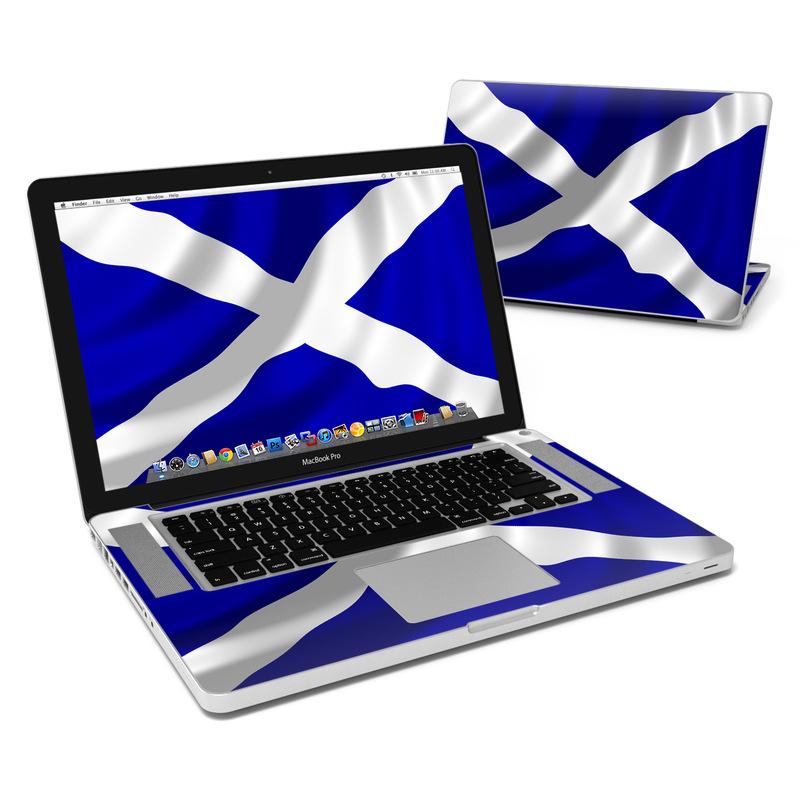 St. Andrew's Cross MacBook Pro 15-inch Skin