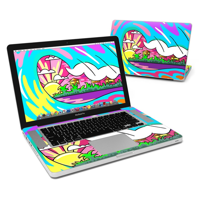Sunset Break MacBook Pro 15-inch Skin