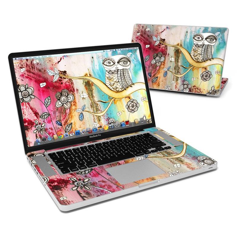 Surreal Owl MacBook Pro 15-inch Skin
