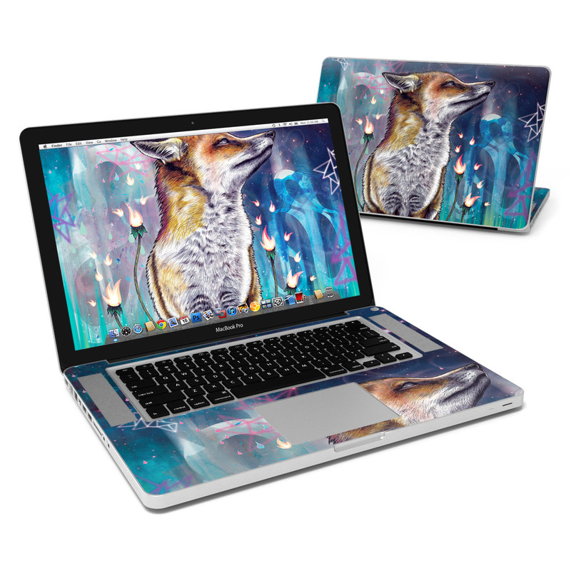 There is a Light MacBook Pro 15-inch Skin