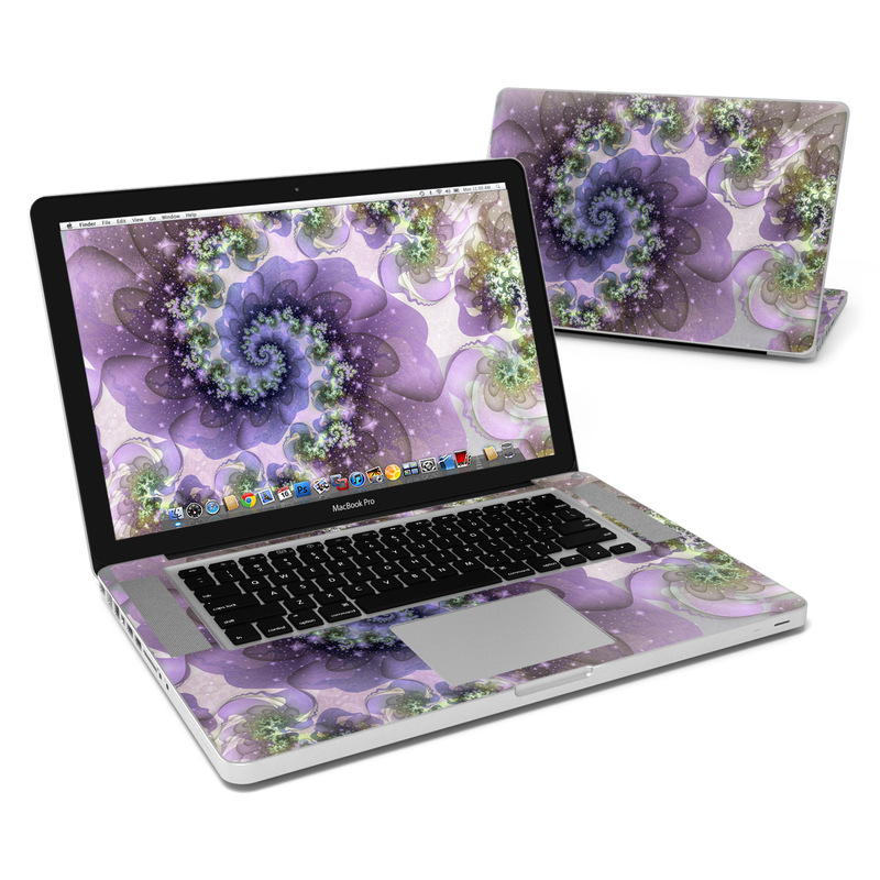 Turbulent Dreams MacBook Pro 15-inch Skin