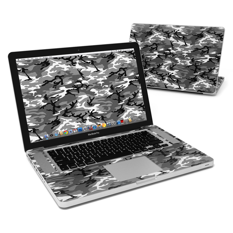 Urban Camo MacBook Pro 15-inch Skin