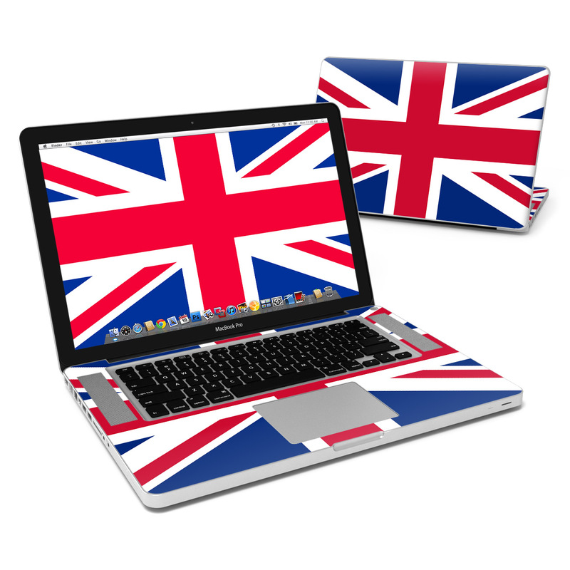 Union Jack MacBook Pro Pre 2012 15-inch Skin