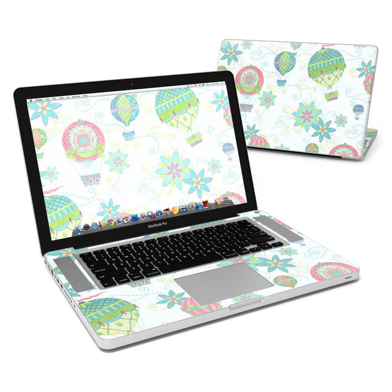 Up and Away MacBook Pro 15-inch Skin