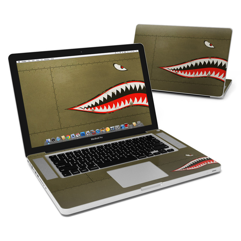 USAF Shark MacBook Pro 15-inch Skin