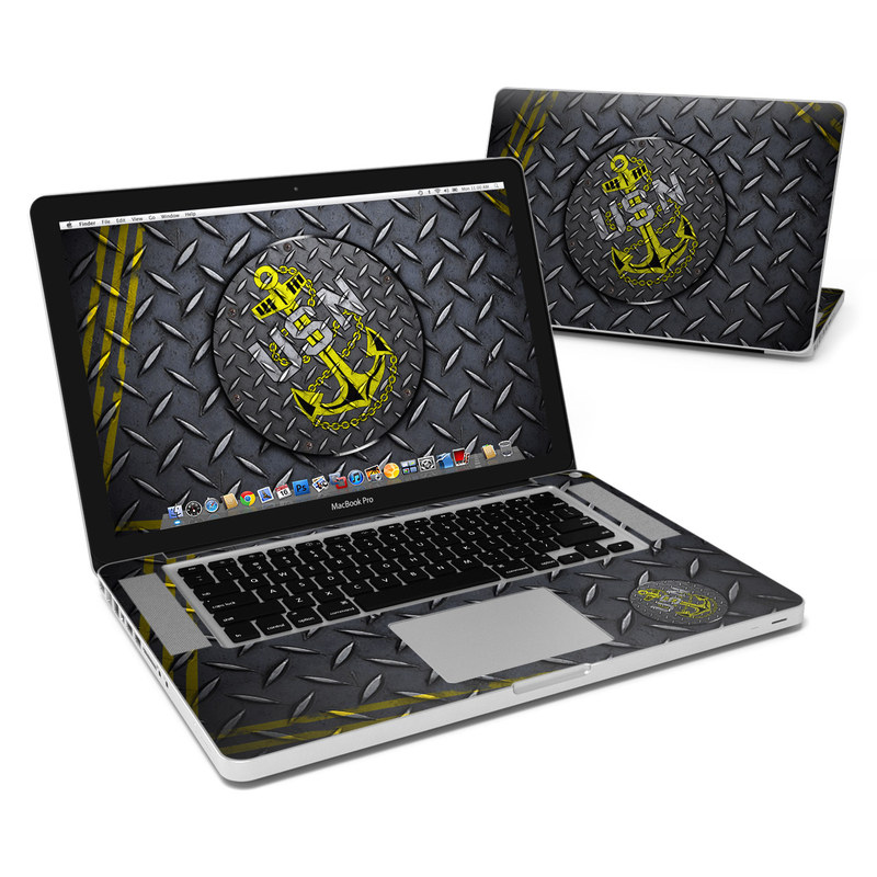 USN Diamond Plate MacBook Pro 15-inch Skin