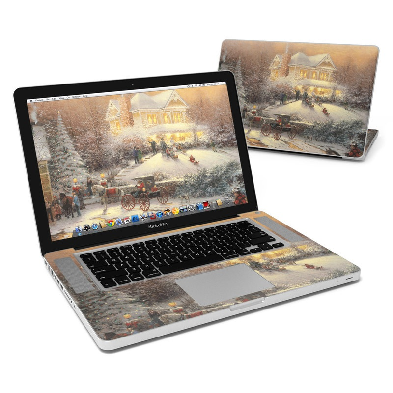 Victorian Christmas MacBook Pro 15-inch Skin