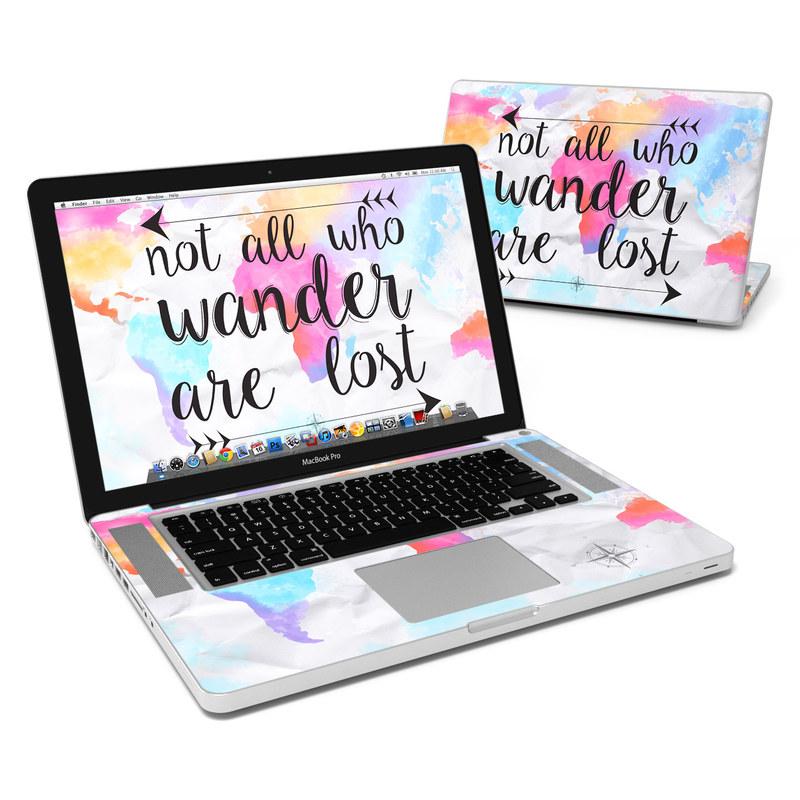 Wander MacBook Pro Pre 2012 15-inch Skin
