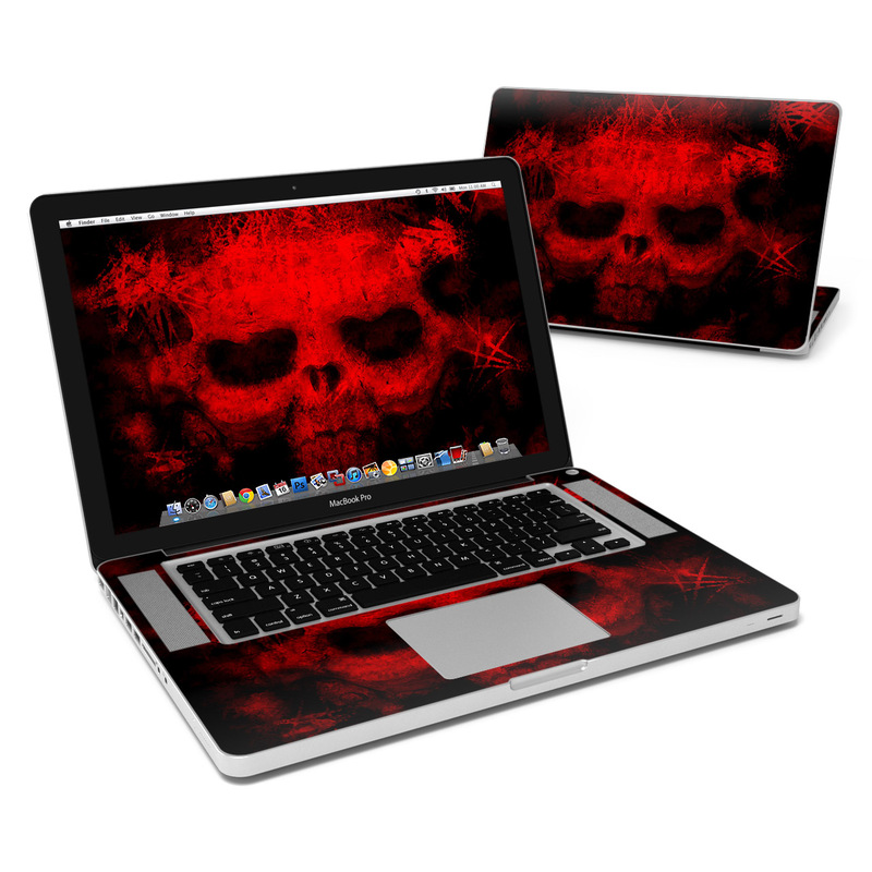 War MacBook Pro 15-inch Skin