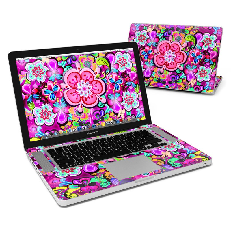Woodstock MacBook Pro 15-inch Skin