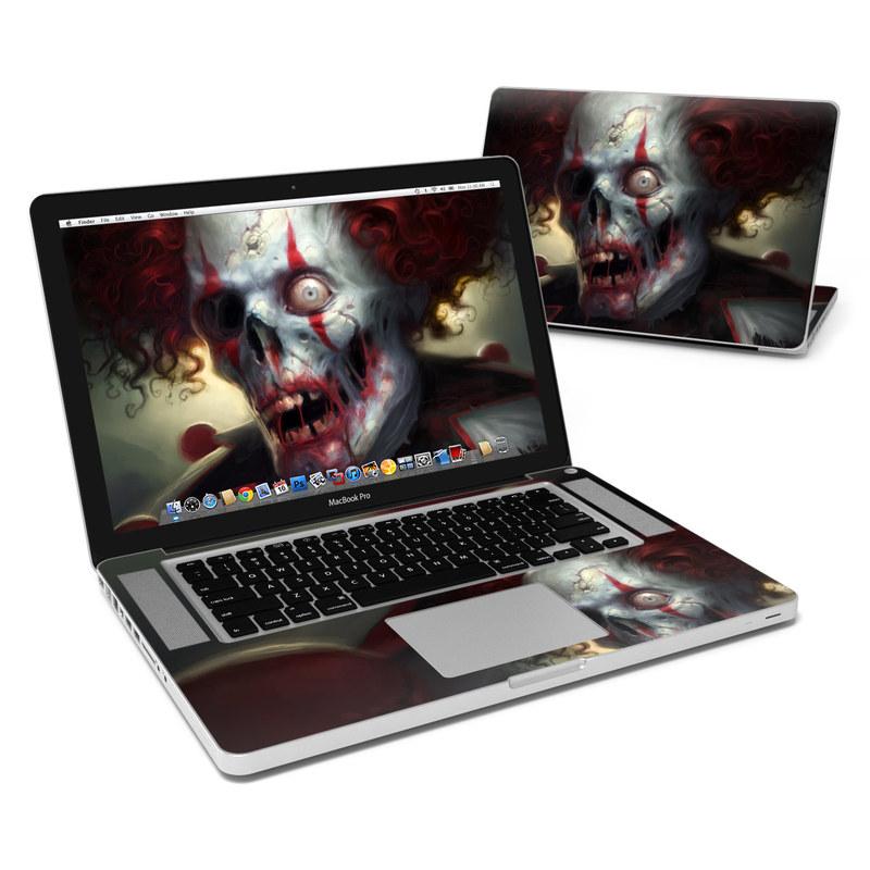 Zombini MacBook Pro 15-inch Skin