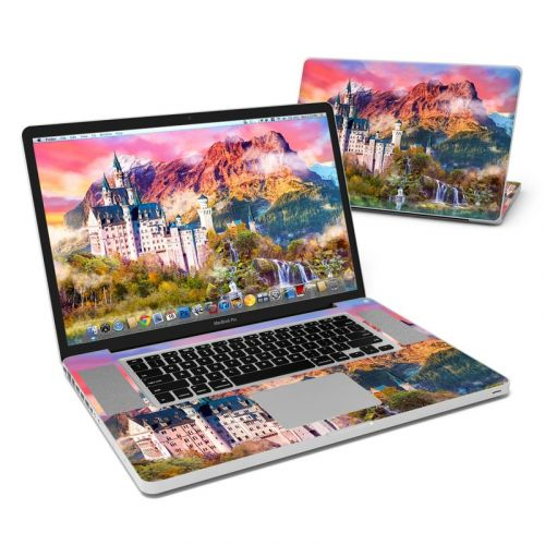 Castle Majesty MacBook Pro Pre 2012 17-inch Skin