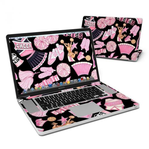 Cheerleader MacBook Pro 17-inch Skin