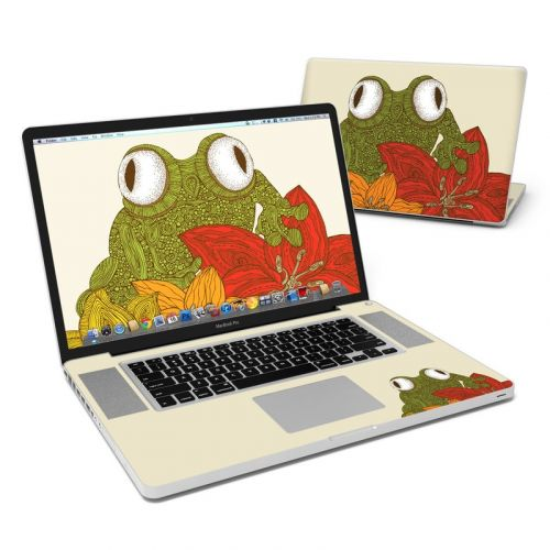 Today I Trust MacBook Pro 17-inch Skin
