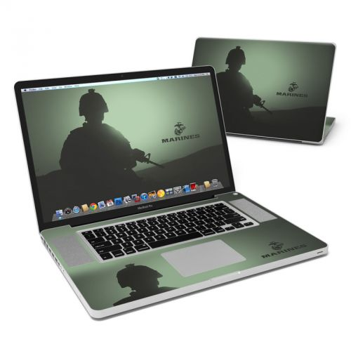 Night Vision MacBook Pro Pre 2012 17-inch Skin