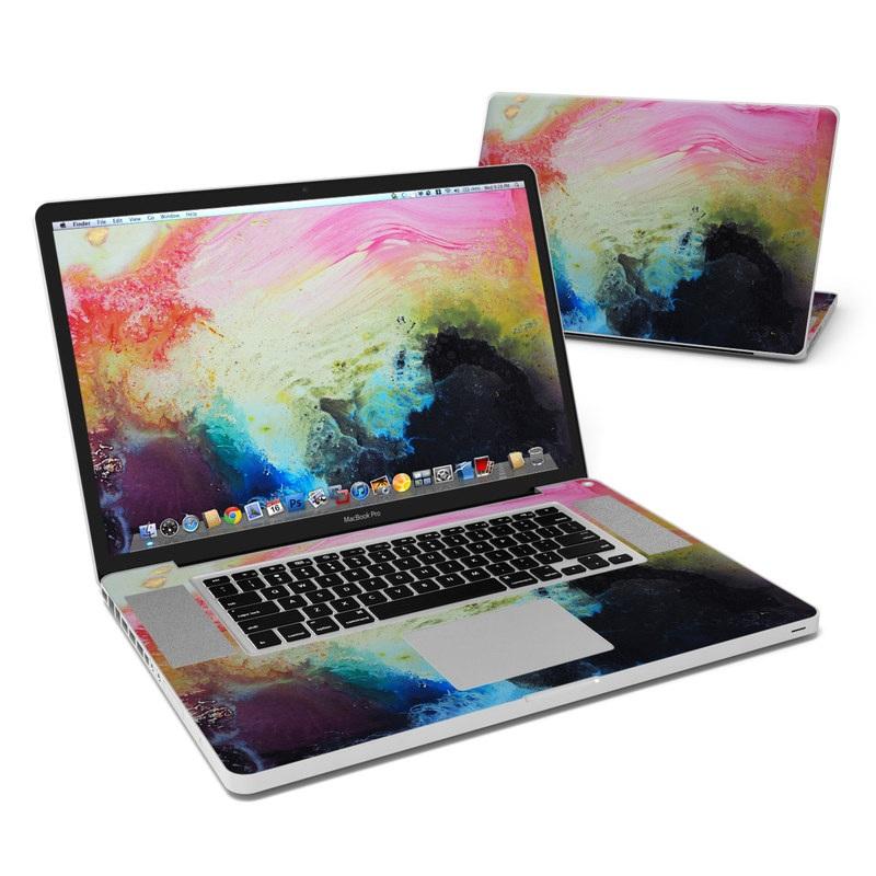 Abrupt MacBook Pro 17-inch Skin