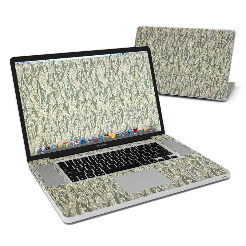 ABU Camo MacBook Pro 17-inch Skin