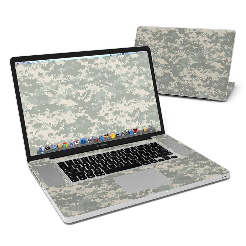 ACU Camo MacBook Pro 17-inch Skin