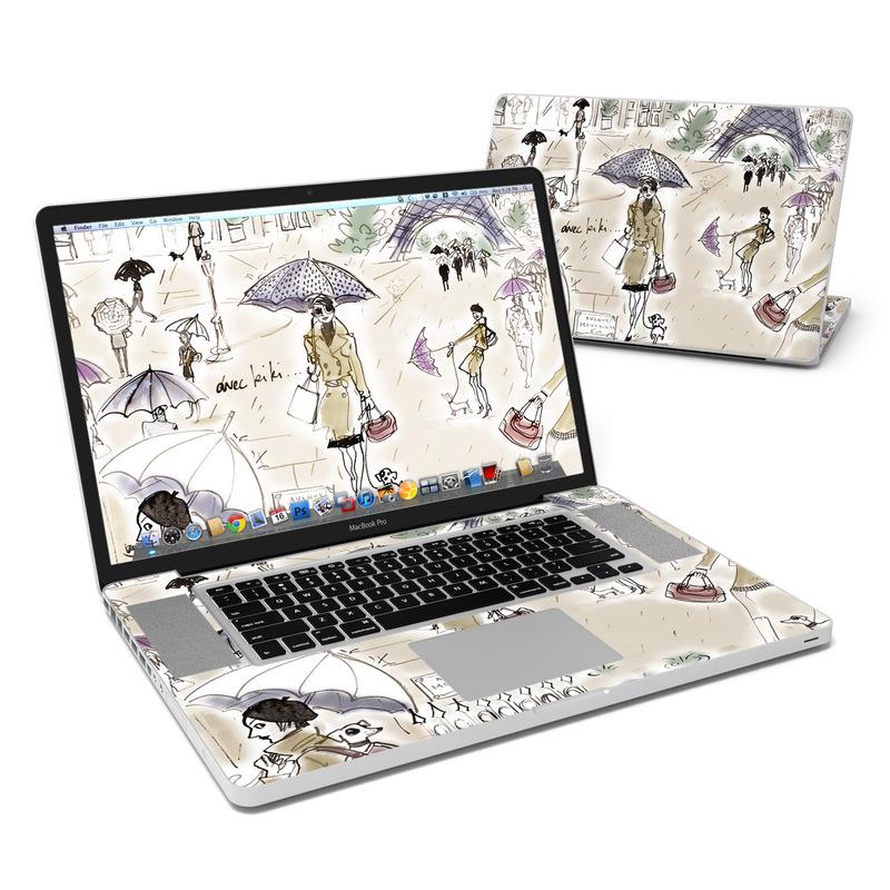 Ah Paris MacBook Pro 17-inch Skin
