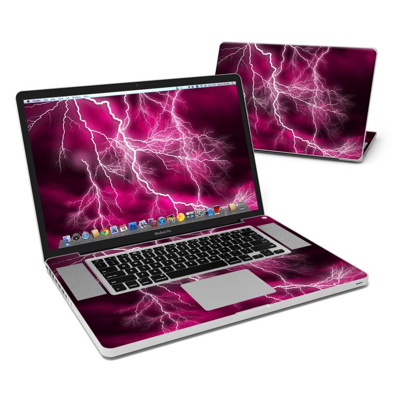 Apocalypse Pink MacBook Pro 17-inch Skin