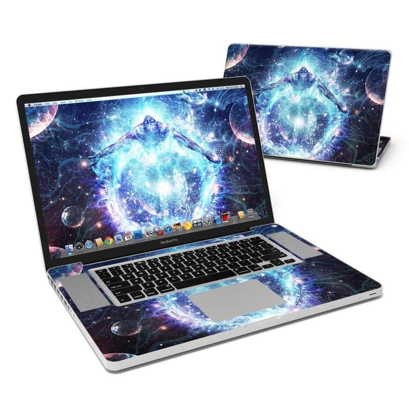 Become Something MacBook Pro 17-inch Skin
