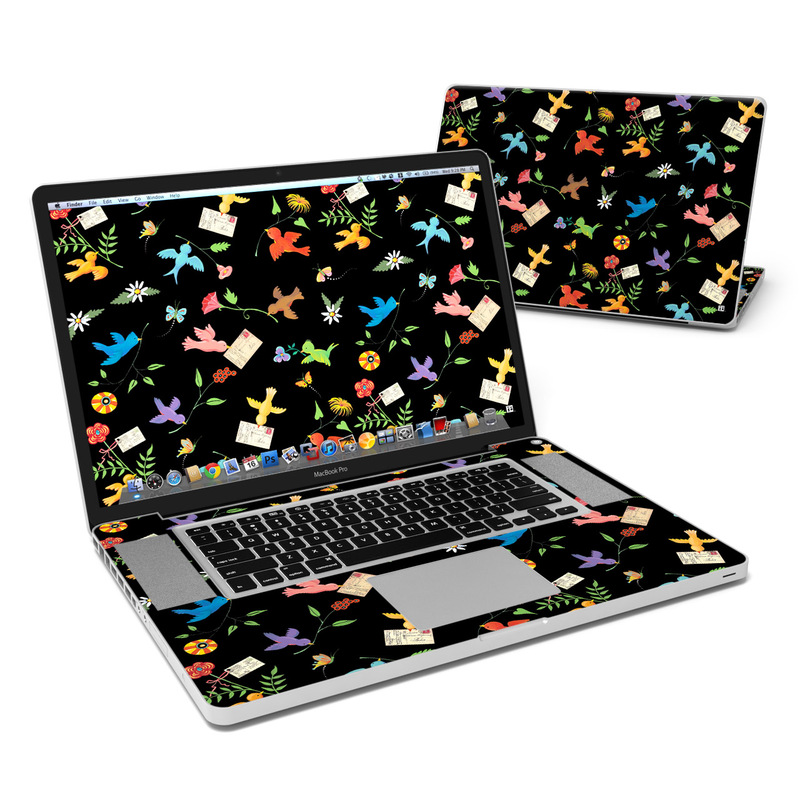 Birds MacBook Pro Pre 2012 17-inch Skin