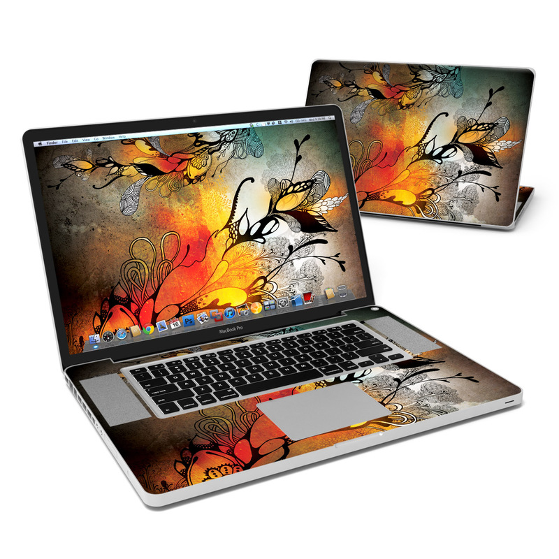 Before The Storm MacBook Pro 17-inch Skin