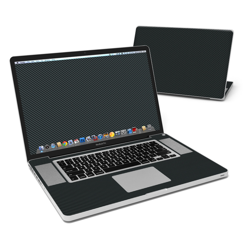 Carbon Fiber MacBook Pro 17-inch Skin