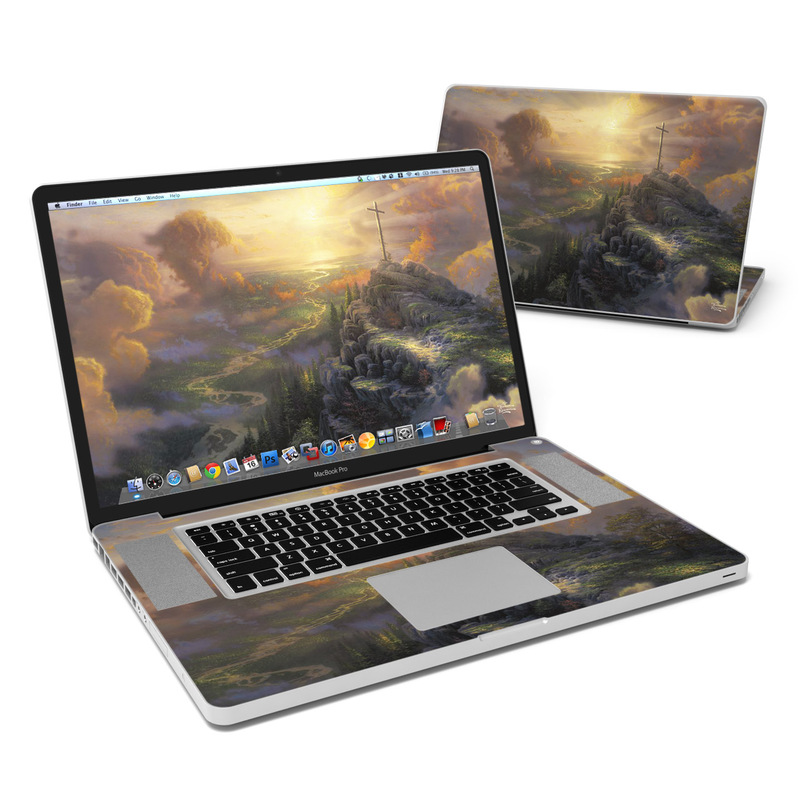 The Cross  MacBook Pro 17-inch Skin