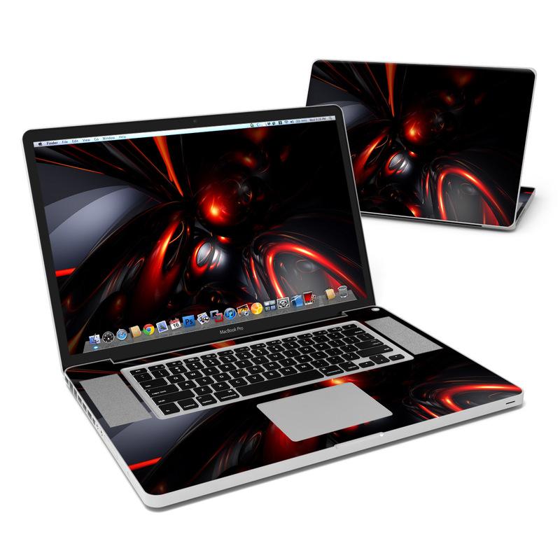 Dante MacBook Pro 17-inch Skin