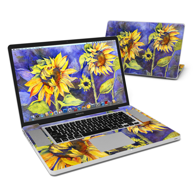 Day Dreaming MacBook Pro 17-inch Skin